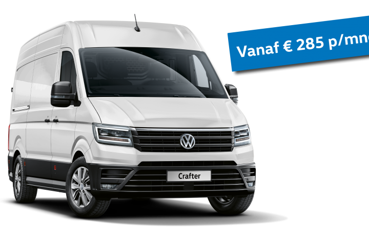 Volkswagen Crafter Financial Lease