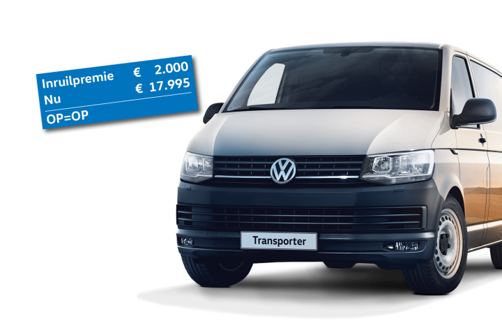 Transporter economy business Q1 Actie