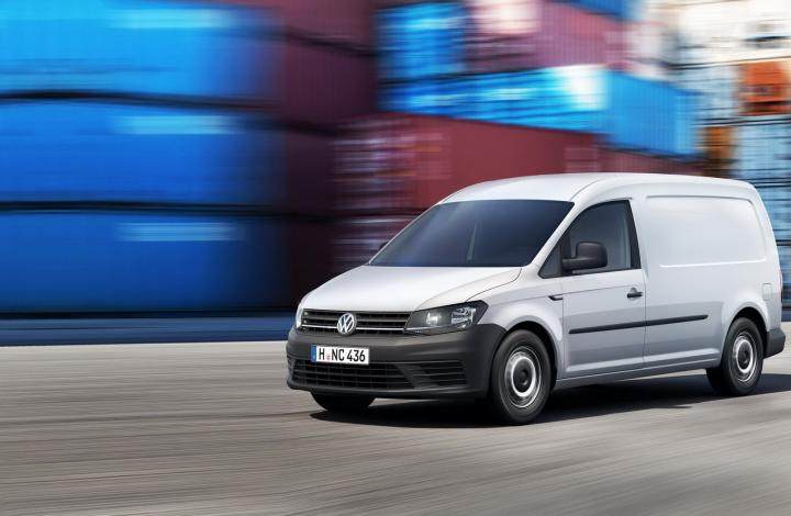 VW caddy economy